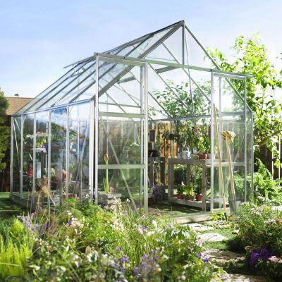 Quelle serre de jardin pour vos extérieurs ? - Chameria